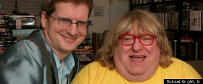 """Bruce Vilanch To Star In Richard Knight, Jrs. """"Scrooge And Marley""""   We Got Bruce!"""