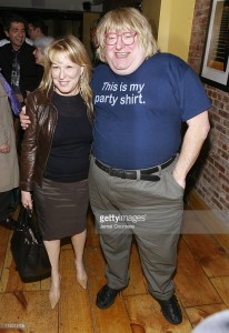 Bette Midler and Bruce Vilanch