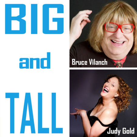 Bruce Vilanch and Judy Gold Perform Tomorrow Night, Sept 28, White Plains - Video Included