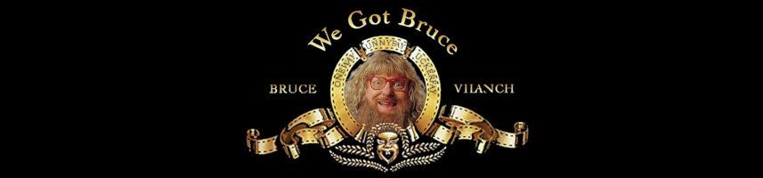 We Got Bruce!