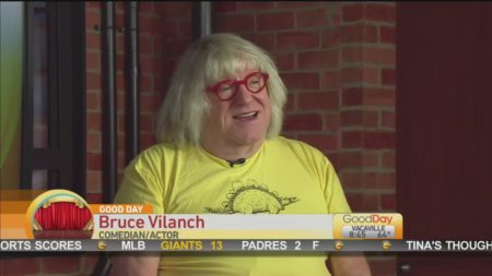 "Video"" Bruce Vilanch in te Drowsy Chaperone"