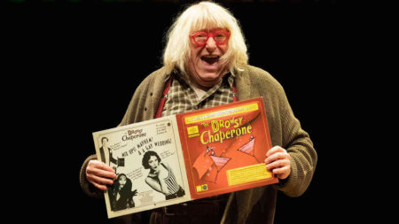 Bruce Vilanch in The Drowsy Chaperone
