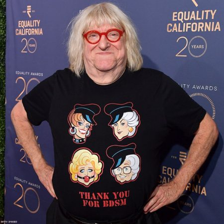 Bruce Vilanch at Equality California