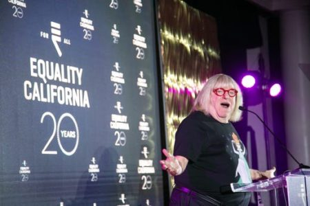 Bruce Vilanch Emcees Equality Palm String