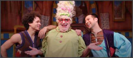 Bruce Vilanch in Aladdin and His Winter Wish