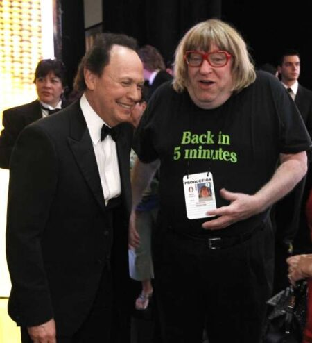Billy Crystal and Bruce Vilanch